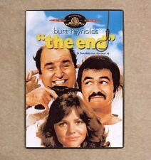 The End - Burt Reynolds - Dom DeLuise - Sally Field - Myrna Loy - Pat O'Brien