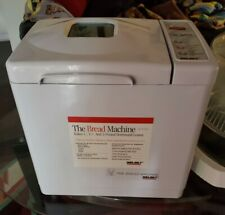 Welbilt Abm6900 Bread Maker Bread Machine Works Great! 1 1/2 2 Lb loaves Manual