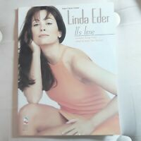 It/'s Time Linda Eder Sheet Music Piano Vocal Songbook NEW 002502209