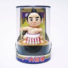 Solar Figurine Japanese Sumo