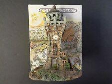 Little Ben Clock Tower 19803 Boyds Bearly Built Villages 2000