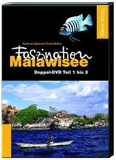 Faszination Malawisee von Andreas Spreinat / Erich Müller - Doppel-DVD