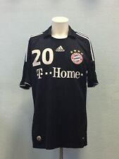 Bayern Munich Away football shirt 2008 - 2009 #20. Size: L. Adidas trikot