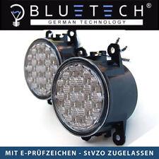 LED Tagfahrlicht VW Passat 3BG Leuchten Licht TFL DRL NSW Rund 90mm RL