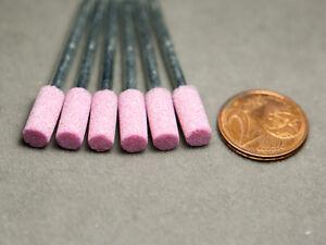 "Qty 12 Chainsaw Sharpening Stone 7/32"" Diameter #455 Rotary Tools DREMEL PROXXON"