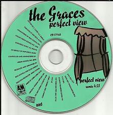 Meredith Brooks Go Go's THE GRACES Perfect View w/ RARE REMIX PROMO DJ CD single