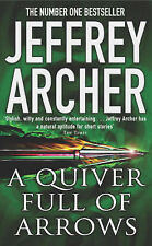 Quiver Full of Arrows, Jeffrey Archer | Paperback Book | Good | 9780330419017