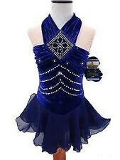 SALE Figure Ice Skating Dance Baton Twirling S-Costume Dress Girls Small