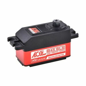 Brushless Servo 14.5KG HV AGF-RC B45BLS Hybrid Case Low Profile High Voltage