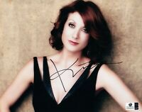 Kate Walsh Signed Autographed 8X10 Photo Grey's Anatomy Sexy in Black GV834076