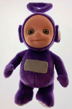 Teletubbies Cbeebies Talking Tinky Winky Soft Toy (Purple) - New without Tags