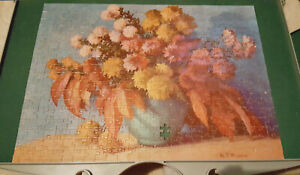 Vintage Artistic Picture Puzzle (Jaymar Brand) -- Over 400 pieces -- Complete!