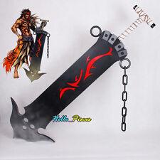 """Exclusive Made Final Fantasy X Jecht Big Sword Weapon Cosplay Prop 55"""""""