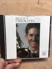 Scott Hamilton-Close Up CD Concord Jazz 1991(1982 Recording)Bunch Flory Riggs