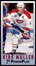 1993-94 Fleer Power Play Kirk Muller #131
