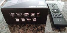 Minix Neo X8 plus Streaming Media Player Black