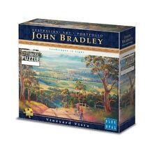 Blue Opal Cardboard Jigsaw Puzzles