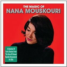 Nana Mouskouri - Magic of [New CD] UK - Import