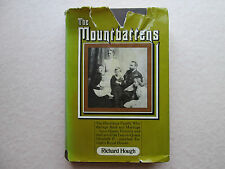 THE MOUNTBATTENS by Richard Hough 1975 from Queen Victoria to Elizabeth II