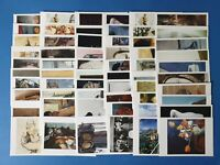 Collection of 60 Art Postcards, Sculptures Assemblage Artists Postcrossing PC472