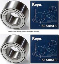 2007-2013 LINCOLN MKX Front Wheel Hub Bearing (OEM) (KOYO) (PAIR)