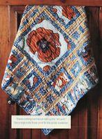 Wallflower Quilt Pattern Pieced SH