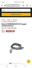 BOSCH 0258006029 O2 Oxygen Lambda Sensor