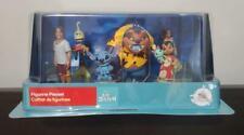 【New】Disney Lilo and Stitch Figurine Playset 6 pcs Playset Topper