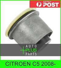 Fits CITROEN C5 2008- - Rubber Suspension Bush Front Upper Arm