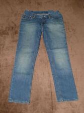Mädchen-Jeans mit geradem Bein in Größe 140