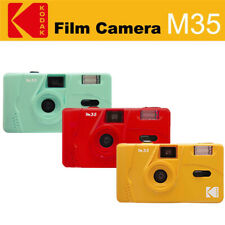 Vintage Retro M35 35mm Reusable Non-Disposable Film Camera For Adult Kids Gifts