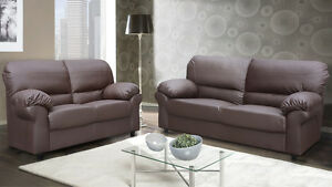 Candy Corner Sofa or 3 and 2 sofa set