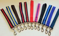 Thick 20mm padded hand loop/check/close/handle/lead great colours so soft