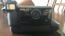 VINTAGE Polaroid Captiva SLR  Instant Camera with Case