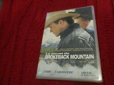 "DVD NEUF ""LE SECRET DE BROKEBACK MOUNTAIN"" Heath LEDGER, Jake GYLLENHAAL / gay"