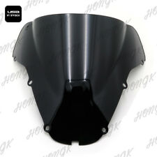 Black Windscreen Windshield Screen Protector For 2000 2001 Honda CBR 929RR 900RR