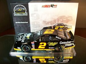 Rusty Wallace #2 Miller Genuine Draft 1995 Ford Thunderbird Action 1:24 RCCA 600