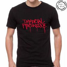 Immortal Technique Logo Black T-Shirt Size S M L XL 2XL 3XL