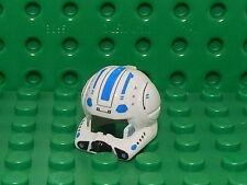 Lego Minifigure Head Piece Star Wars Captain Jag Helmet #30
