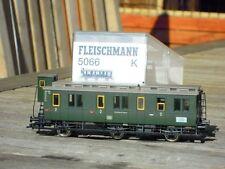 FLEISCHMANN 5066 K Vagón de compartimentos el diseño de B3 tr C3 tr p H0 DC DB