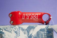 stem attacco pipa Manubrio  ITM BIG ONE AS 110 mm new RED ROSSO NOS NIB