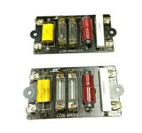 Professional Grade Vintage Crossover Two Way Passive 300W Car Audio 2 Pack