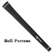 """Karma Velvet Oversize/Jumbo Black Golf Grip-Mens Select Quantity +1/8"""""""