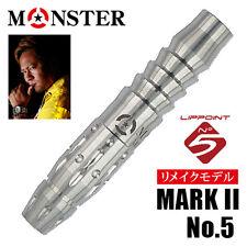 Monster Mark II Version 2 No.5 Soft Tip Darts - 90% Tungsten - 18g - Pro Model