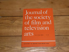 Society of Film and Television Arts Journal 34 Winter 1968/69