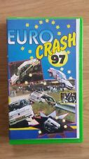 Euro Crash 97 Rally VHS Video