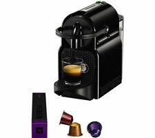 NESPRESSO by Magimix Inissia 11350 Coffee Machine - Black - DAMAGED BOX