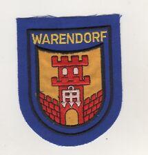 De Haute Qualité Écusson Patchs Insigne Warendorf Nordrhein Westfahlen