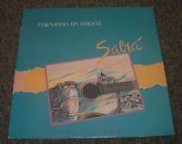 Formando Un Puente Sabia~1984 Folk~Inserts~VG++ Vinyl~FAST SHIPPING!!!