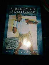 Billy`s Bootcamp von Billy Blanks,DVD
